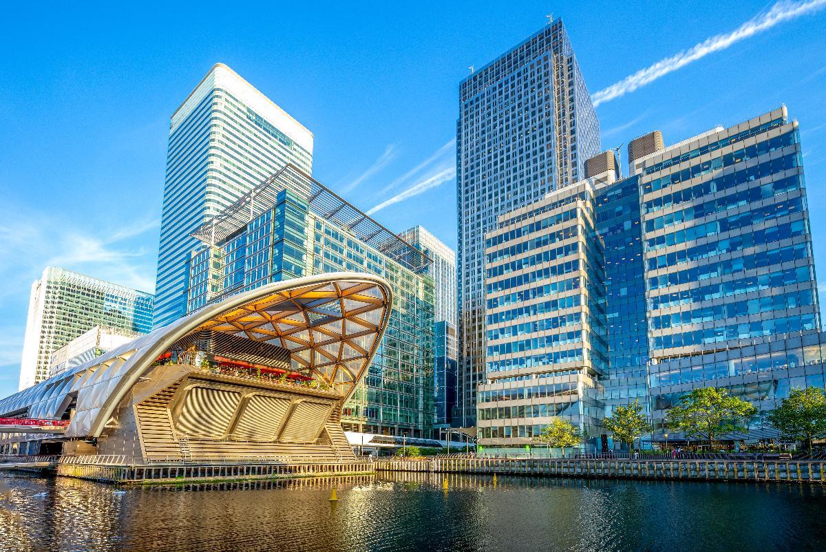 Venue: Level39, 1 Canada Square, Canary Wharf, London E14 5AB