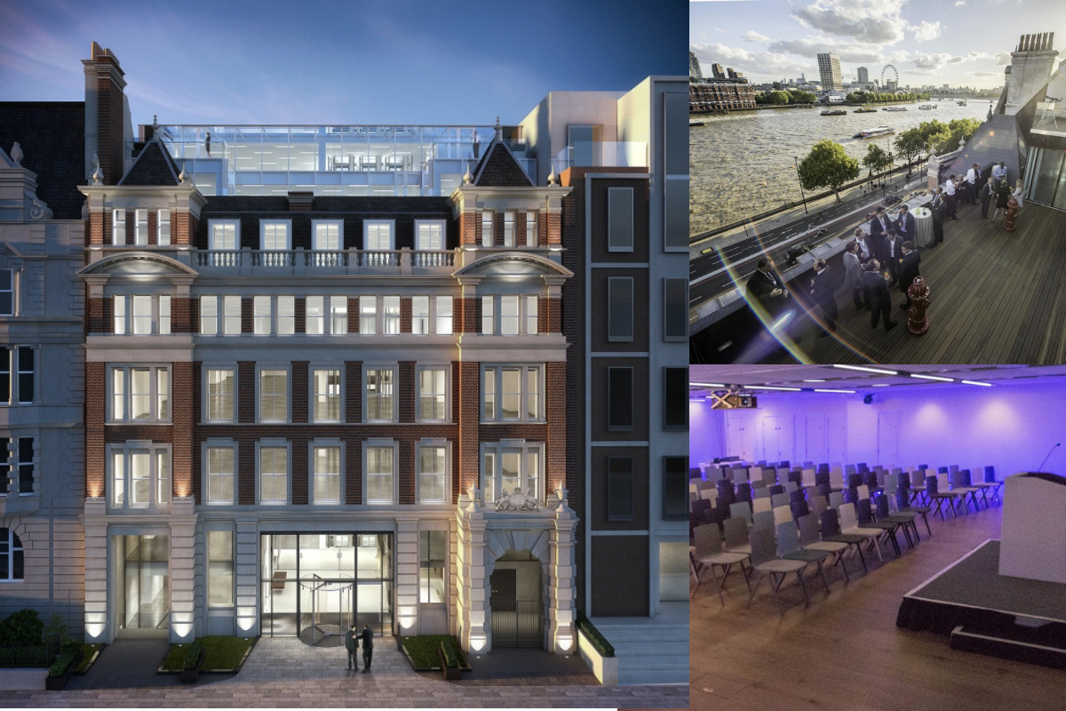 Venue: 58VE, 58 Victoria Embankment, Temple, London EC4Y 0DS