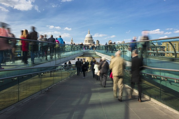 London bids to become most 'walkable' city