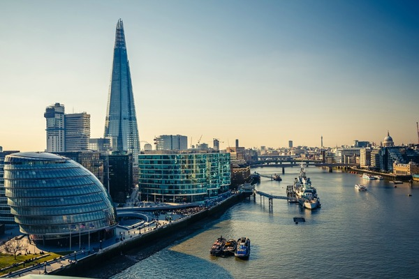 London – shaping up to smart