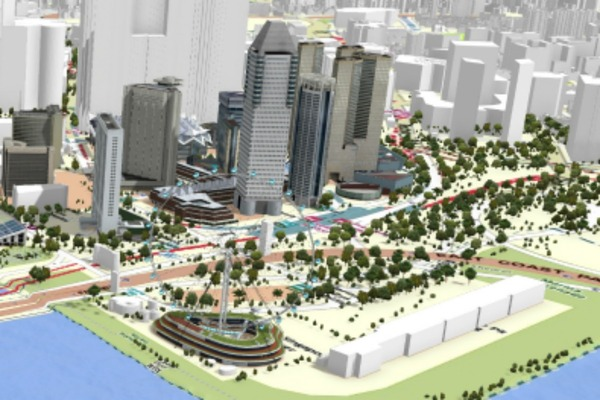 Dassault Systèmes to demonstrate 3D at World Cities Summit