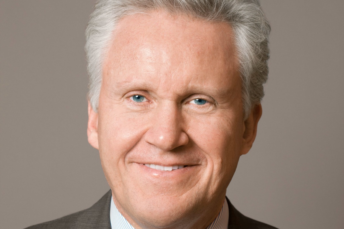 """GE CEO Jeff Immelt says the partnership will help the IIOT """"to thrive"""" on a global scale"""