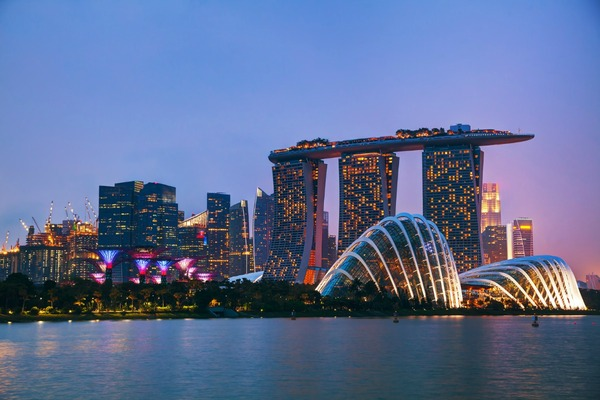 Singapore crowned fibre city champion