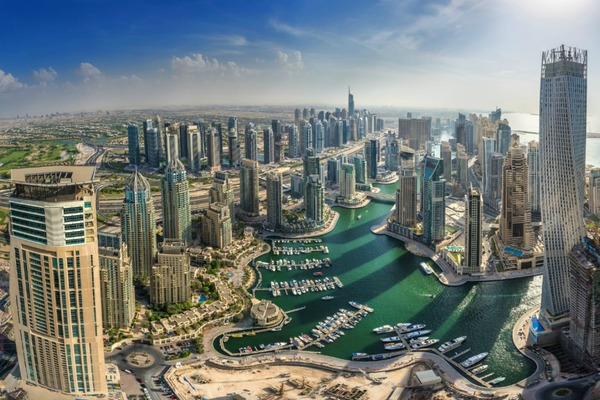 Dubai launches blockchain policy