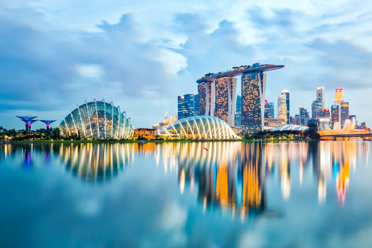Singapore will remain the top investor in smart city initiatives, according to IDC's report