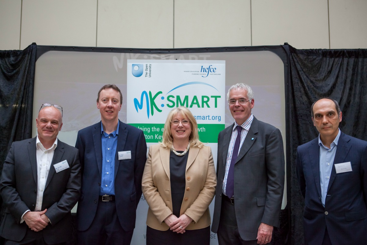 MK:Smart launches the MK Data Hub, that will underpin many of its smart city applications