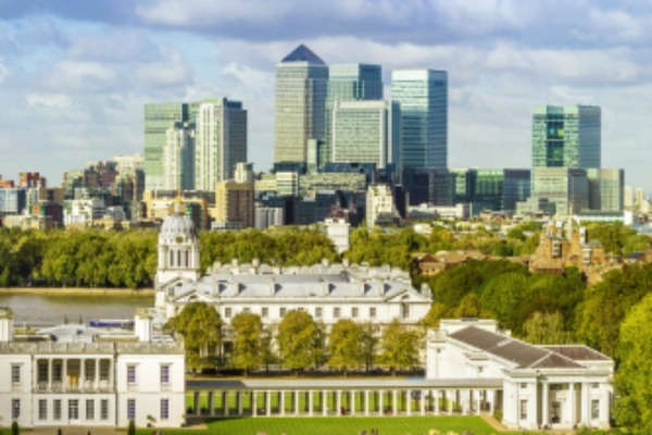 Greenwich to partner with NEC Europe