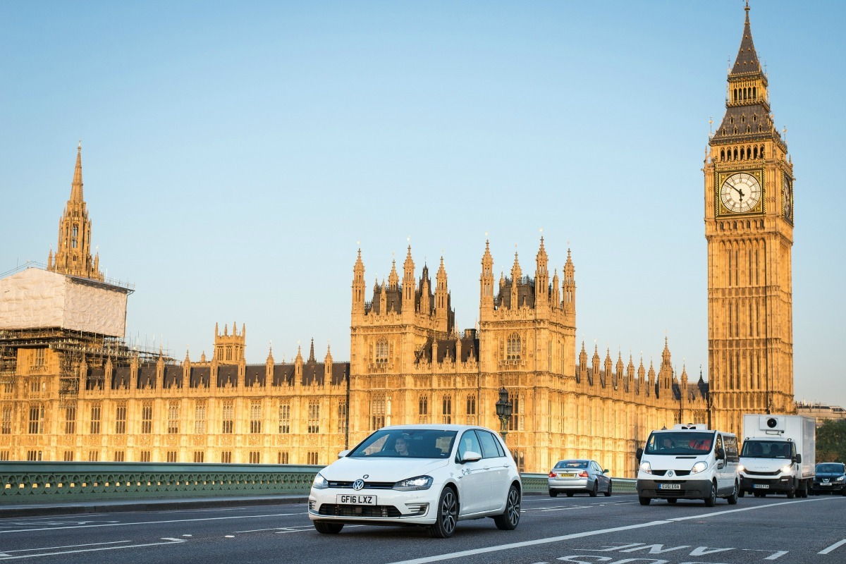 London wants to move towards zero-carbon emission vehicles by 2025