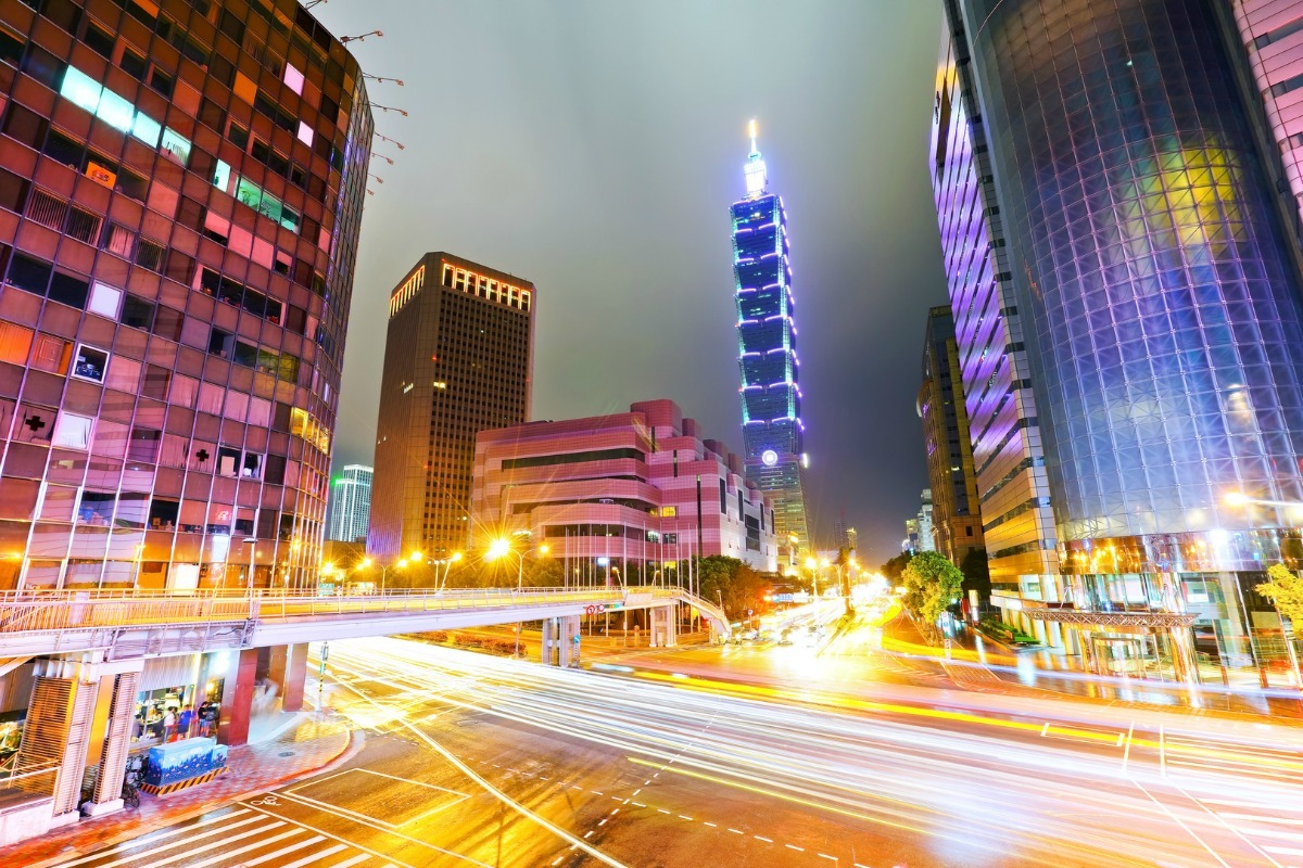Taipei City's connected transport system is one of IDC's winning projects