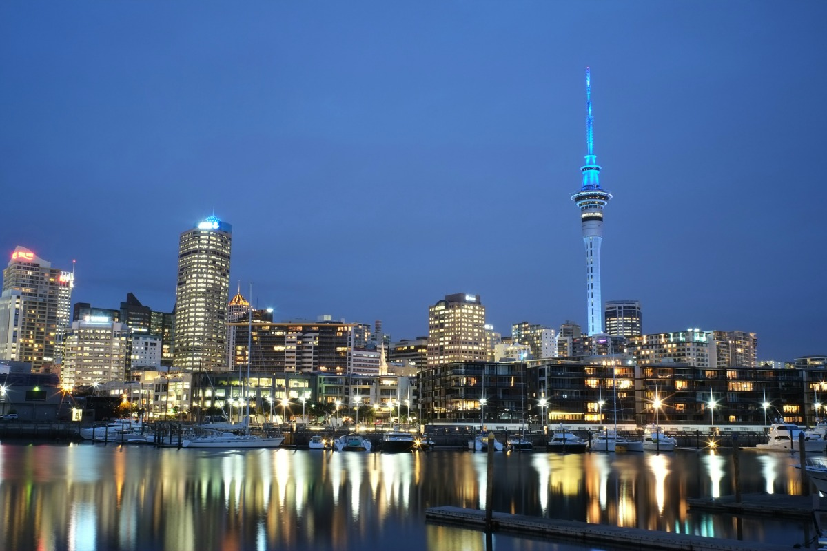 Coverage is extending out from cities such as Auckland to the entire country