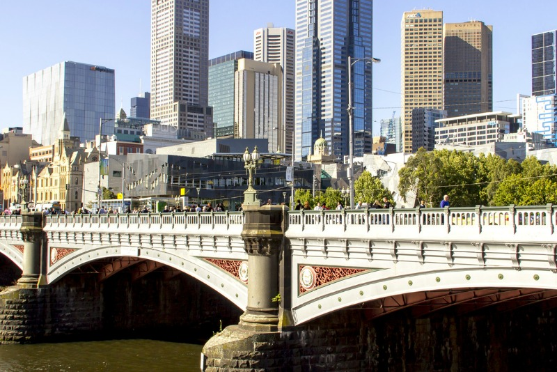 Melbourne: a growing number of businesses plan to move to the city