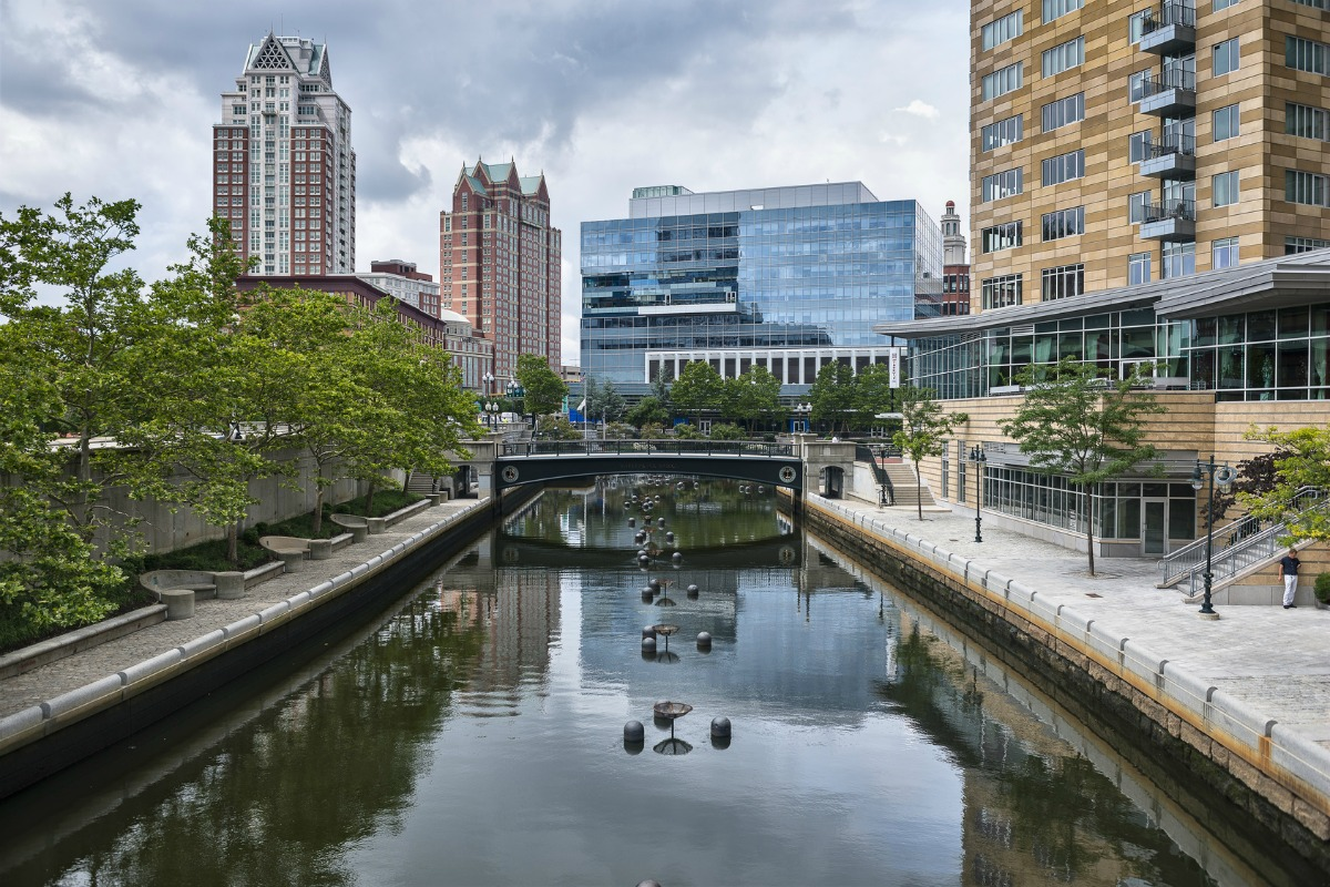 Providence, one of the oldest cities in the US, is getting smarter