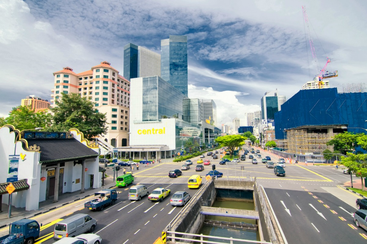 Autonomous mobility-on-demand programme for Singapore - Smart Cities
