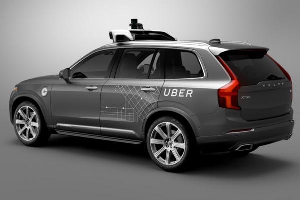 Volvo and Uber partner to develop autonomous vehicles