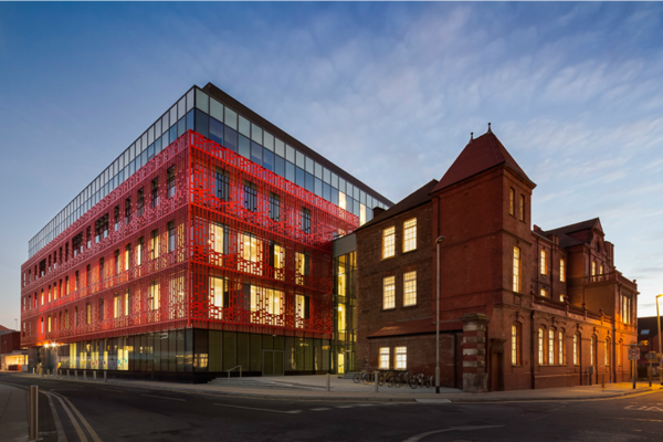 Asset Mapping connects first building for UK's CityVerve initiative to the IoT