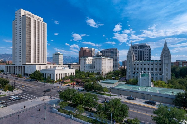 Ingenu's Machine Network rolls out in Salt Lake City