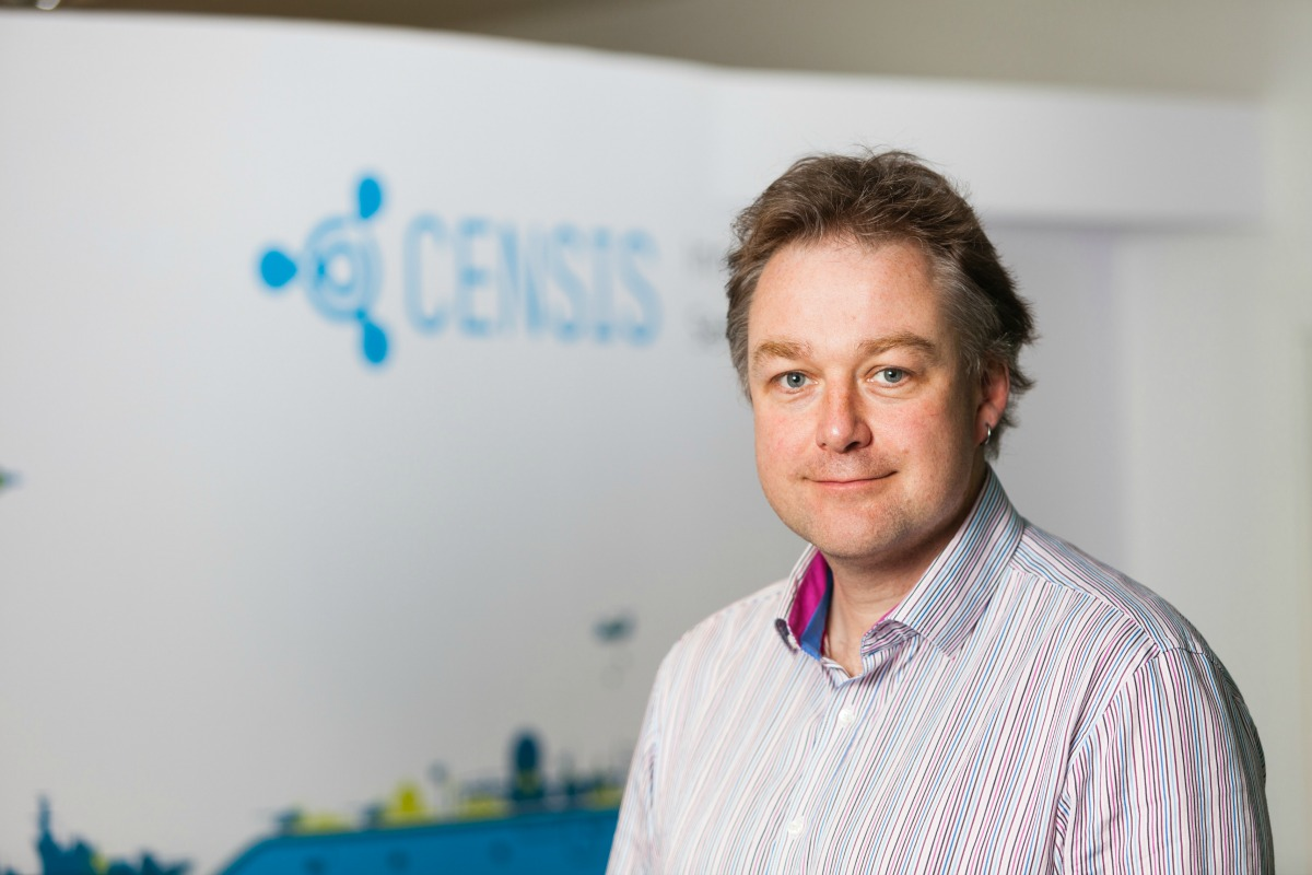 """Begbie: """"These new IoT networks will be a force for public good, too"""