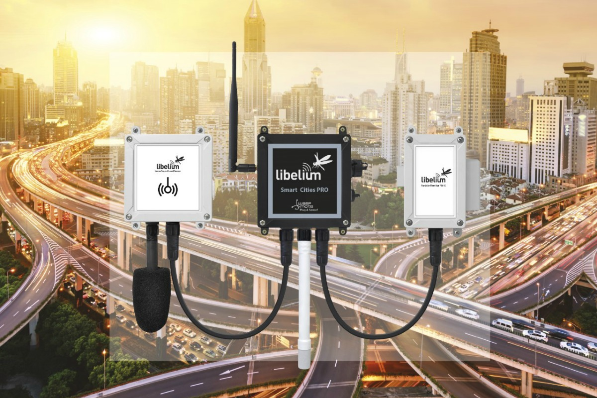 The new sensors, certified worldwide, offer enhanced accuracy for noise level and air quality