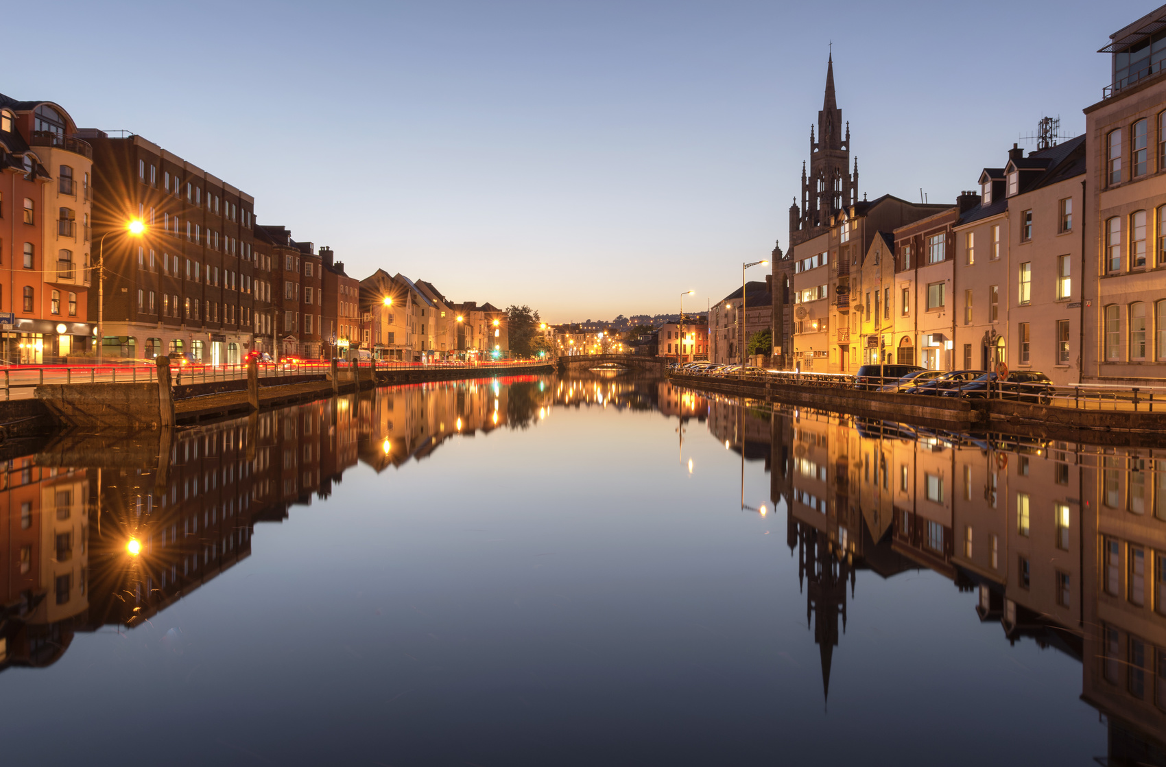 Cork is one of the cities that will explore common smart city challenges