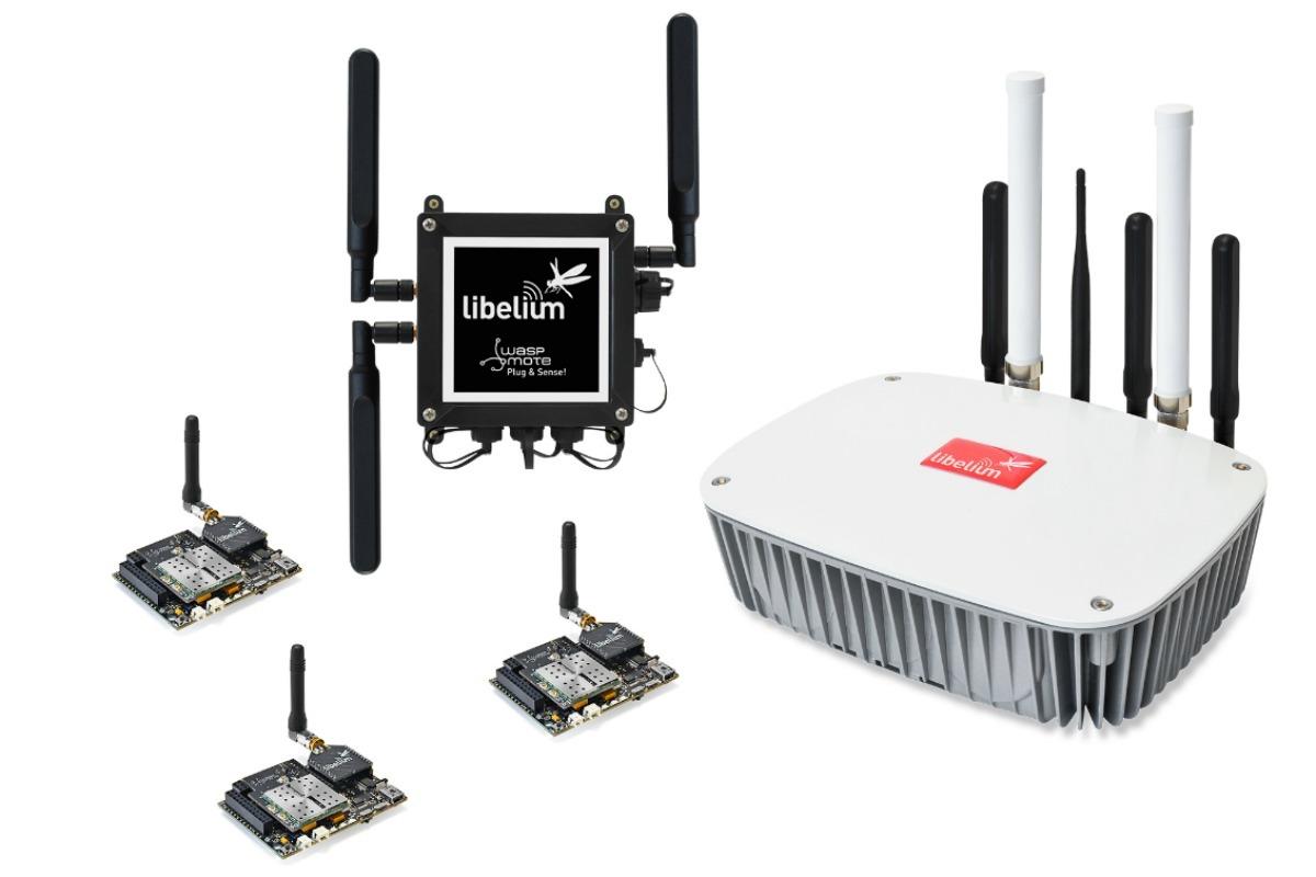 Libelium releases new IoT sensor platform worldwide certified