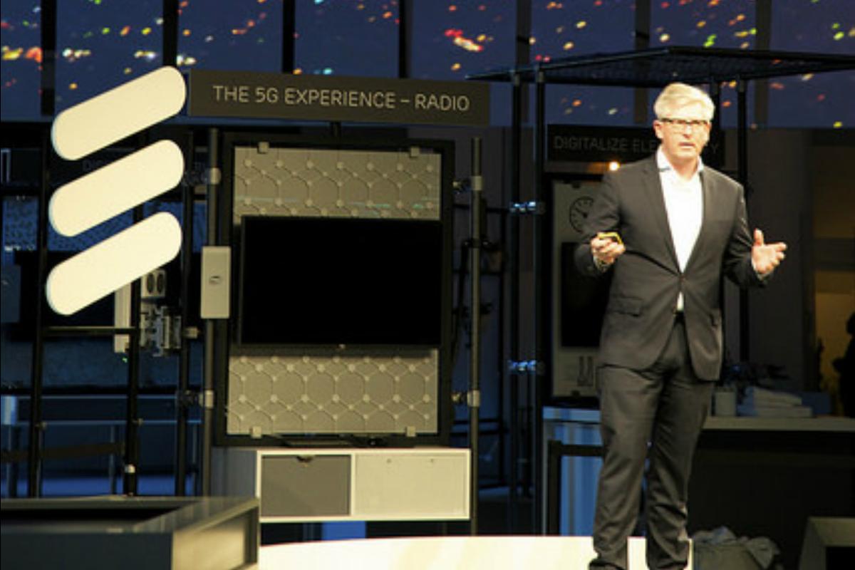 Ekholm: succeeding on the digital frontier requires