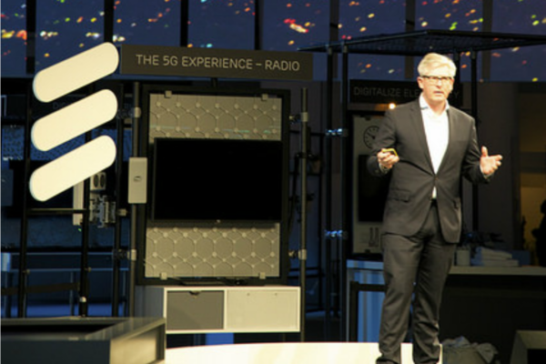 Ericsson's plan to succeed on the digital frontier