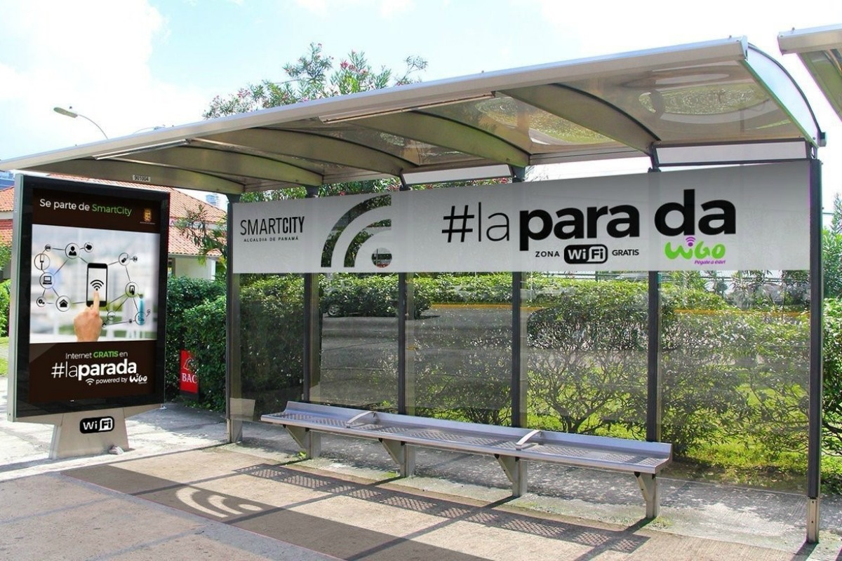 Portal allows citizens to access transit information such as which buses serve a particular shelter