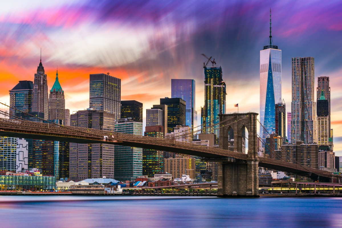 New York is named the world's top tech city by Savills