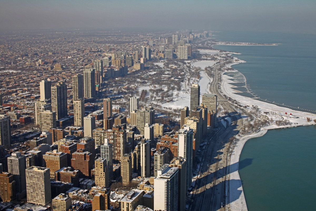 Smart Cities for All will lead the discussion in Chicago (above) and New York
