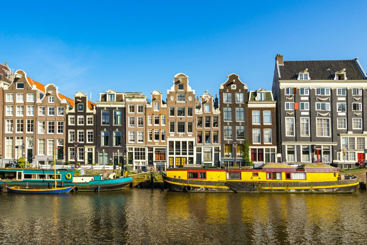 The Netherlands is a historic leader in innovation but will continue to push forward