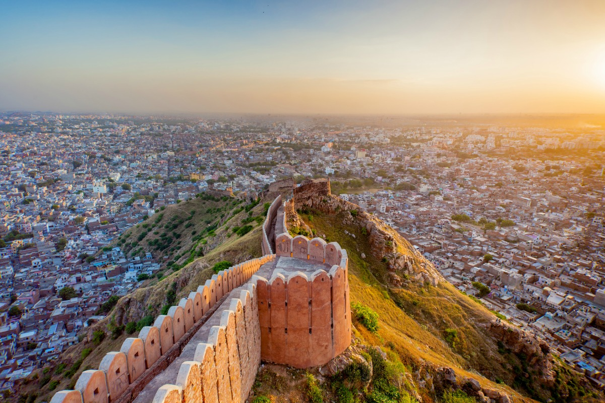 Jaipur's citizens will benefit from Cisco and Genpact's next-generation technologies
