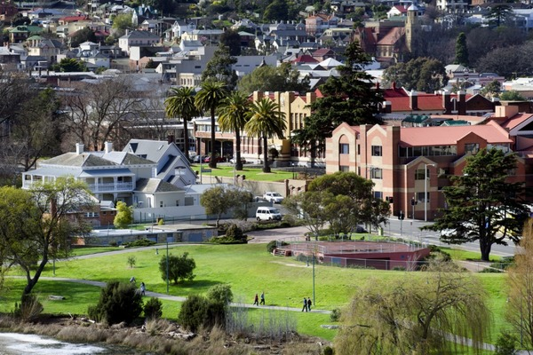 Launceston city gets digital first for Australia