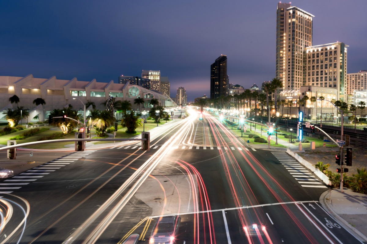 San Diego is one of the participating cities and will work with kerb data start-up Coord