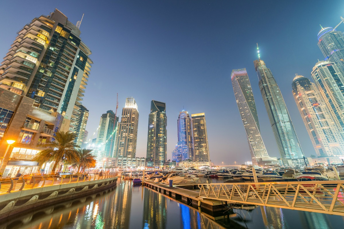 Data is the first and most crucial element of smart city transformation, said Smart Dubai