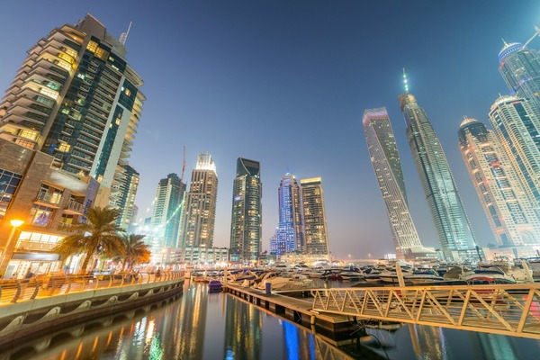 Dubai begins global search for blockchain start-ups