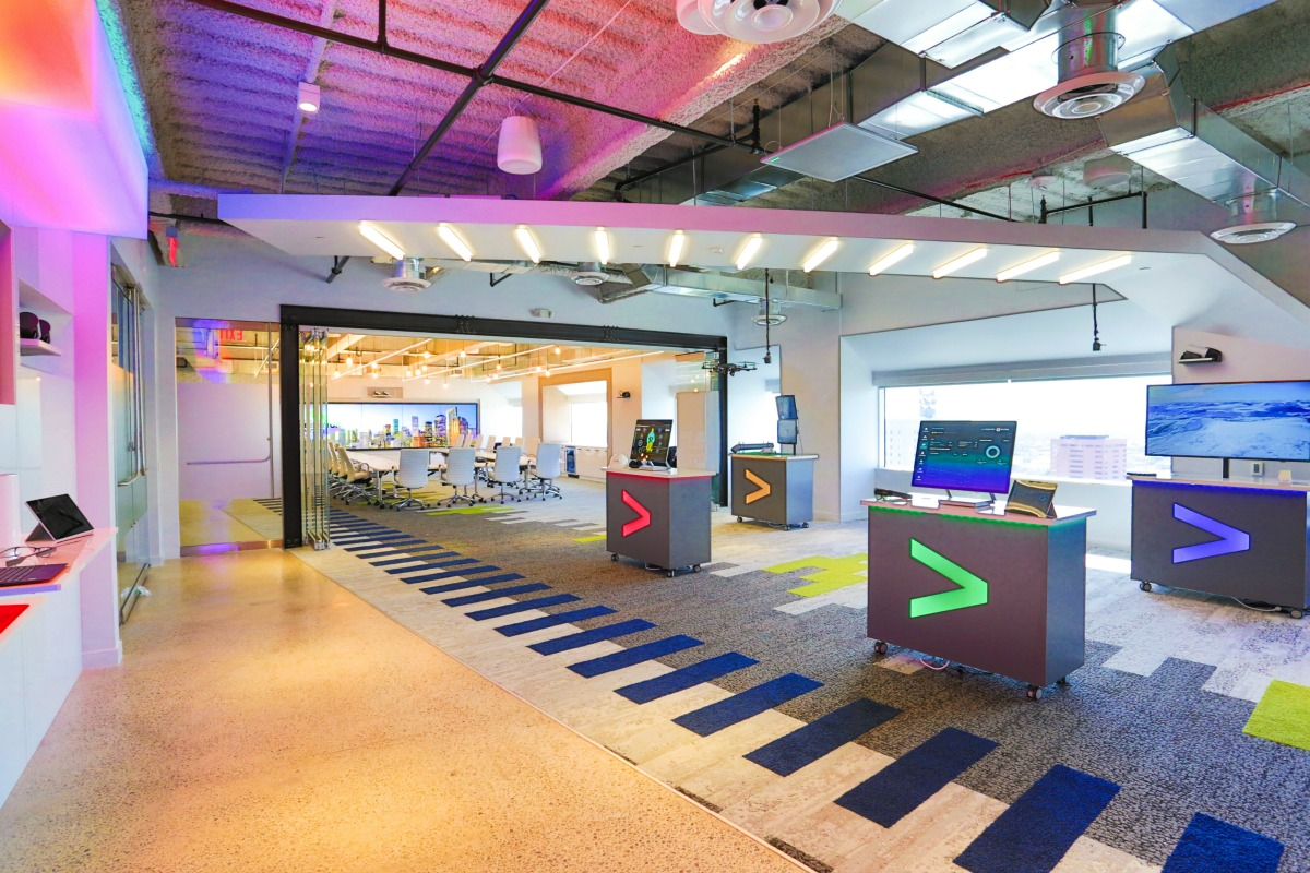 Accenture helping customers to better navigate the digital economy