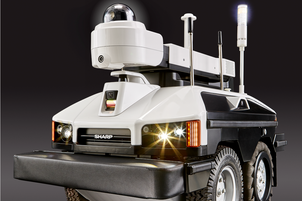 Sharp chooses Rajant technology for unmanned land vehicle