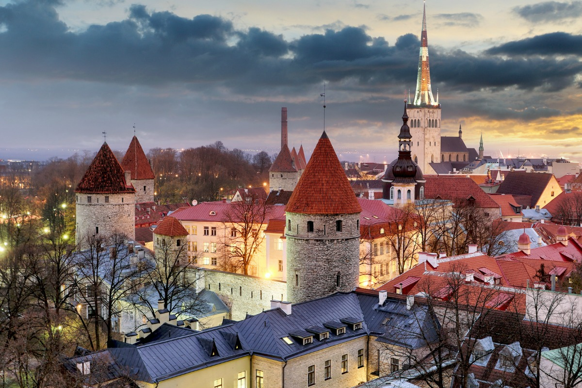 Estonia's capital city of Tallinn is one of the finalists for smart tourism