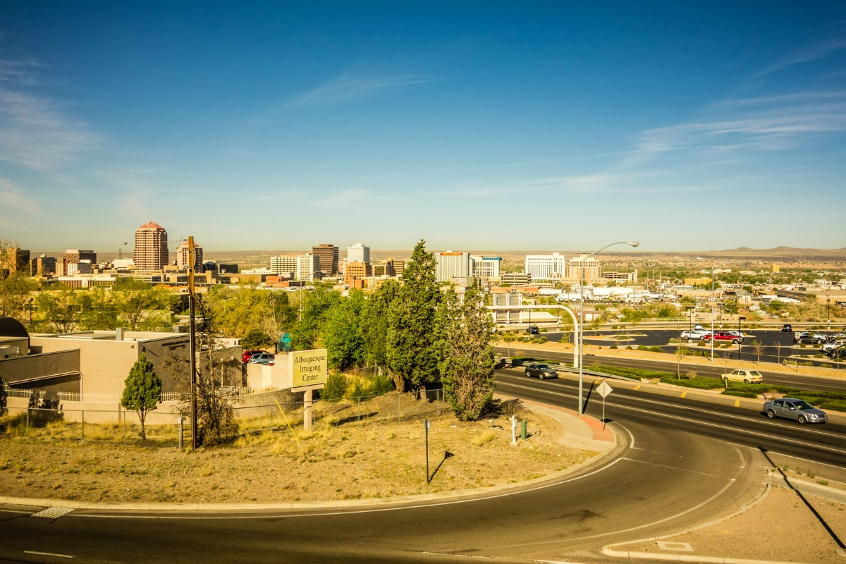 The City of Albuquerque is incorporating IoT connectivity into its Innovate ABQ district