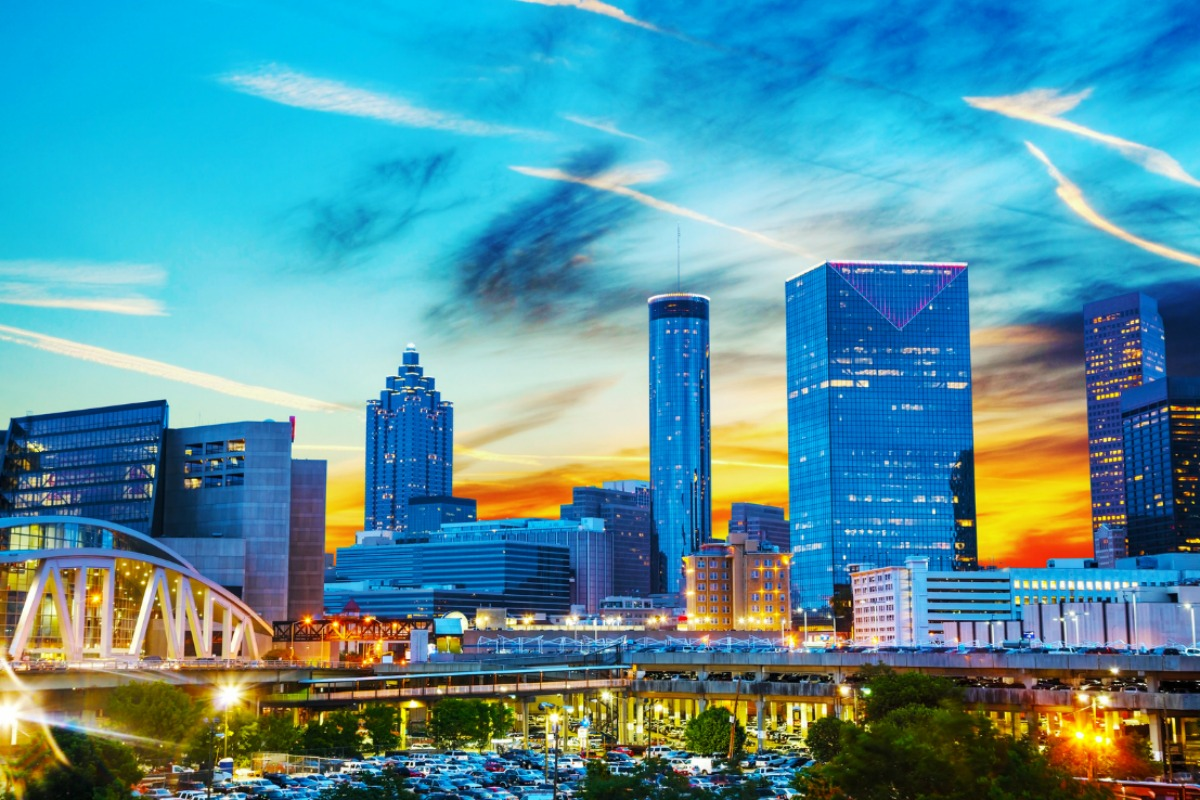 Atlanta is one of the cities to deploy the Rubicon smart city technology