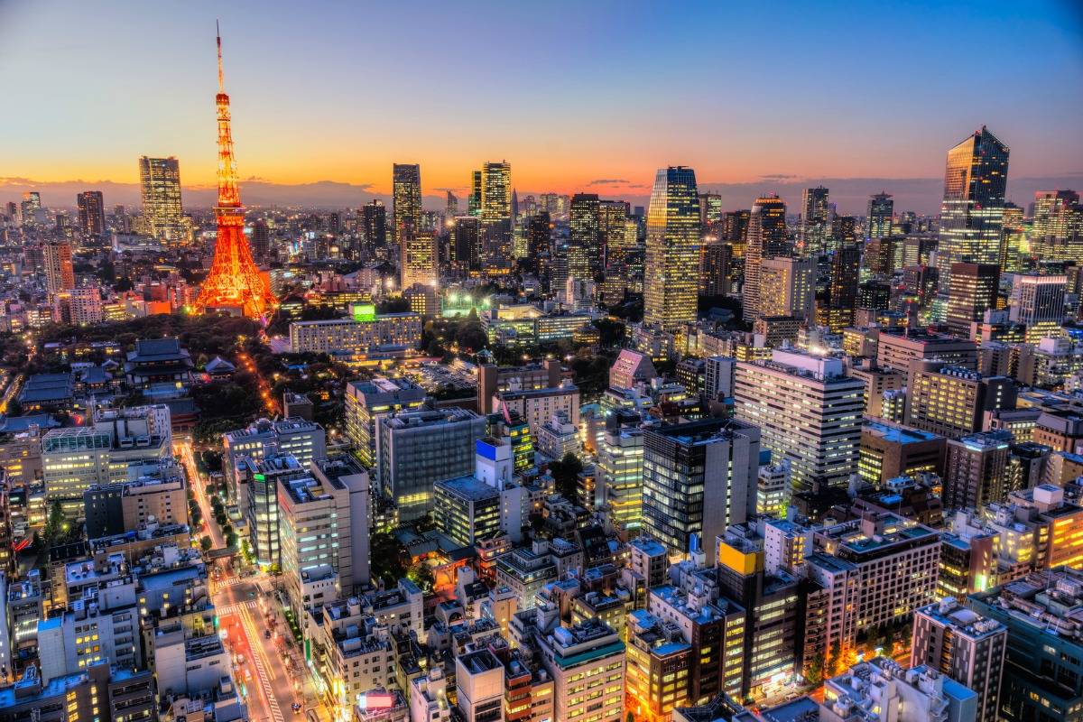 Tokyo is stepping up its efforts to attract leading edge companies into the city