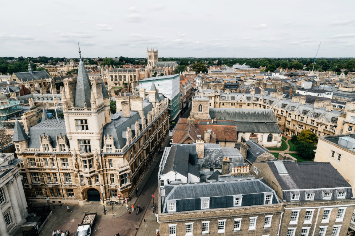 City Data Guardian is being rolled out in the UK city of Cambridge
