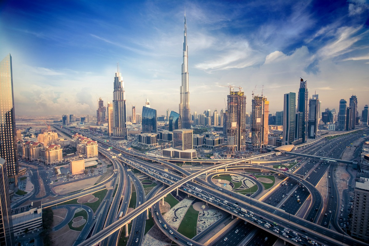 Dubai has a comprehensive vision for sustainability