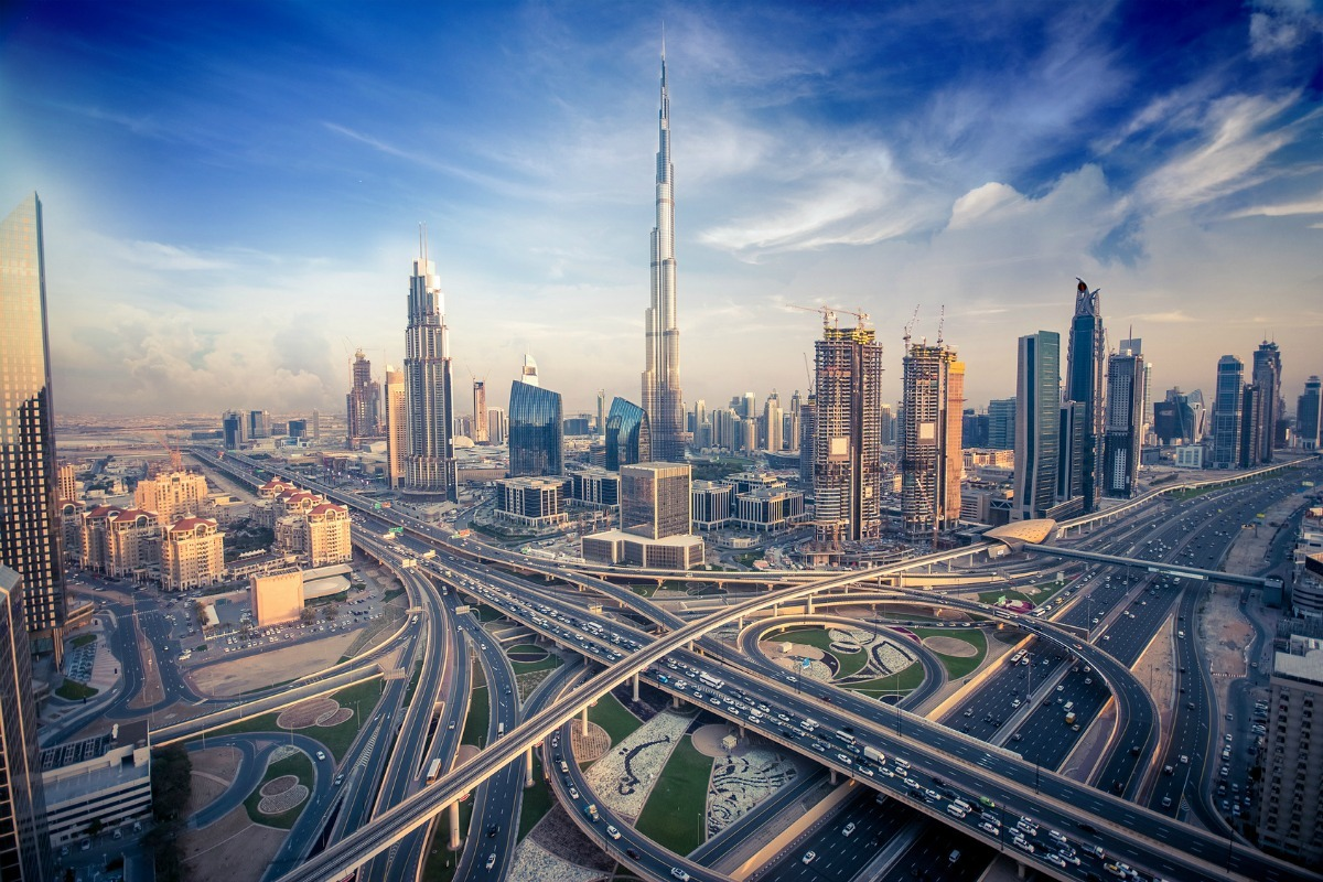 Dubai is on a roadmap to make it the happiest city in the world