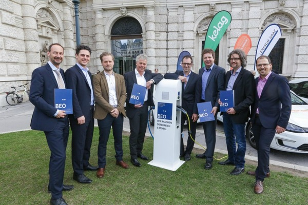 Hubject boosts Austrian electromobility