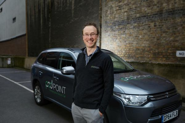 UK charging infrastructure grows