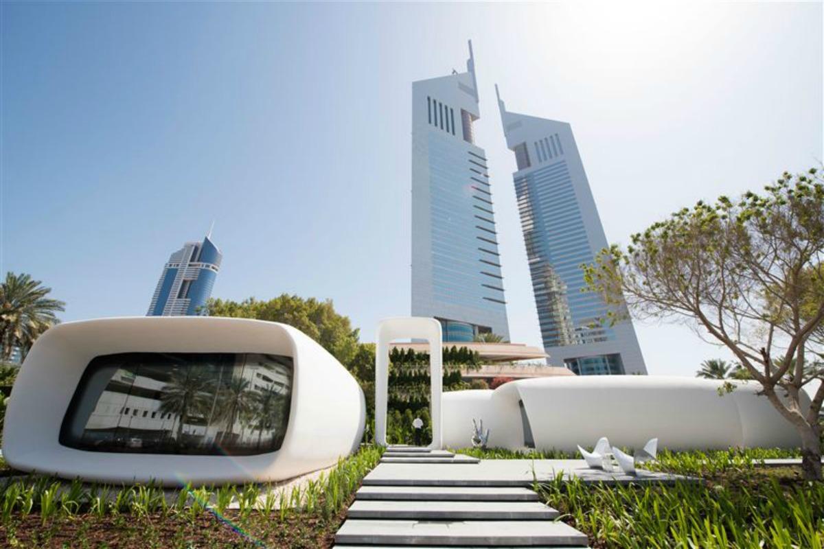 Dubai Future Foundation Office (Gov of Dubai)