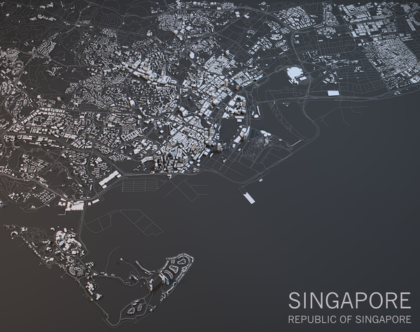 Powering Singapore's Smart Nation vision with geospatial technologies