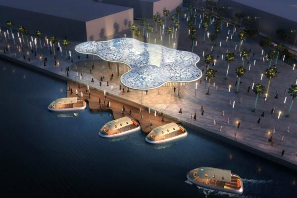 Atkins' sustainable design chosen by Dubai's RTA