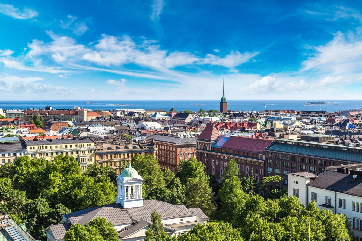 Virtual Helsinki will be made available next year in different parts of the world